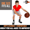 basketball dribble goggles blinders