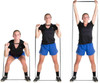 P.R.O. Basketball Resistance Band - squats - 2