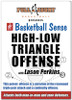 High Low Triangle Offense Basketball with Lason Perkins