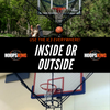 Use the iC3 Basketball Rebounder Inside Your Gym or Outside