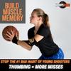 Basketball Wrist Strap - shot ball