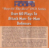 (Rental)-Over 60 Plays To Attack Man-to-man Defenses