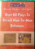 Over 60 Plays To Attack Man-to-man Defenses by Winning Hoops Instructional Basketball Coaching Video