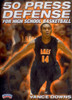50 Press Defense For High School Basketball by Vance Downs Instructional Basketball Coaching Video