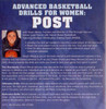 (Rental)-Advanced Basketball Drills For Women: Post Play