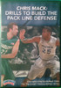 Drills To Build A Pack Line Defense by Chris Mack Instructional Basketball Coaching Video