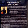 (Rental)-Scoring Out Of 1-4 Sets
