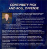 (Rental)-Continuity Pick & Roll Offense