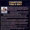 (Rental)-Champions Find A Way!