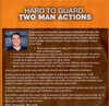 (Rental)-Hard To Guard Two Man Actions
