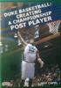Creating A Championship Post Player by Jeff Capel Instructional Basketball Coaching Video