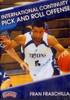 International Continuity Pick & Roll Offense by Fran Fraschilla Instructional Basketball Coaching Video