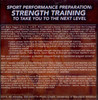 strength training performance program