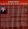 (Rental)-Transition Into Early Offense