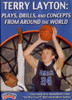 Plays, Drills, & Concepts Around The World by Terry Layton Instructional Basketball Coaching Video