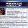 (Rental)-Breakdown Drills For Swing Offense