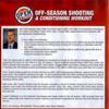 Off Season Basketball Shooting Drills and workout with Fred Hoiberg