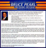 Bruce Pearl Pressure Defense & Sideline Out of Bounds Plays