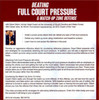 How to Beat a full court press in basketball