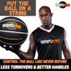 weighted basketball hoopsking ball