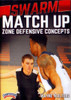 Swarm Match-up Zone Defensive Concepts by Wayne Walters Instructional Basketball Coaching Video