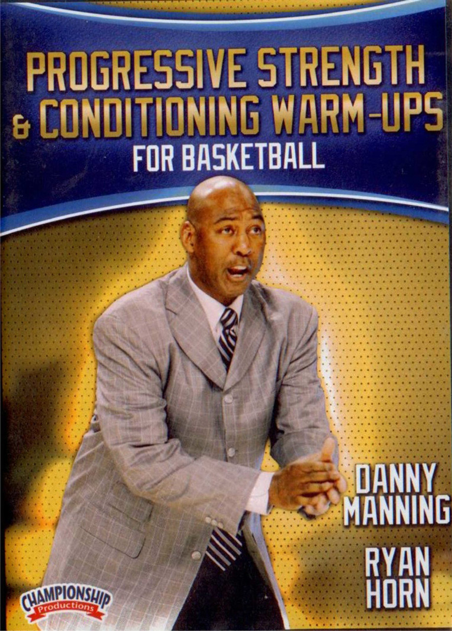 (Rental)-Progressive Strength Training & Conditioning Warm-ups For  Basketball