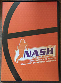 Steve Nash 20 Minute Workut by Steve Nash Instructional Basketball Coaching Video