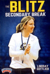Blitz Secondary Break by Lindsay Gottlieb Instructional Basketball Coaching Video
