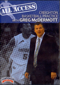 All Access: Greg Mcdermott by Greg McDermott Instructional Basketball Coaching Video