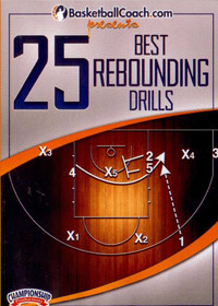 25 Best Rebounding Drills by Dana Altman Instructional Basketball Coaching Video