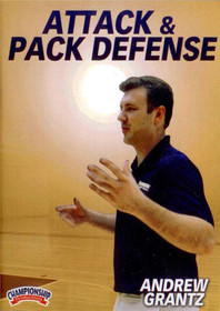 Attack And Pack Defense by Andrew Grantz Instructional Basketball Coaching Video