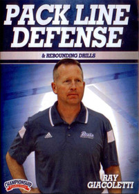 Pack Line Defense And Rebounding Drills by Ray Giacoletti Instructional Basketball Coaching Video