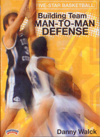Building Team Man To Man Defense by Danny Walck Instructional Basketball Coaching Video