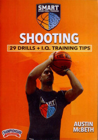 Smart Basketball Training Shooting Drills by Austin McBeth Instructional Basketball Coaching Video