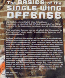 (Rental)-THE BASICS OF THE SINGLE WING OFFENSE