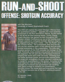 (Rental)-RUN AND SHOOT OFFENSE: SHOTGUN ACCURACY