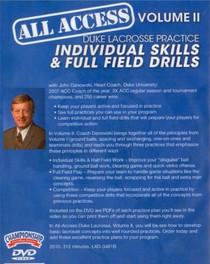 (Rental)-All Access Vol. 2 Duke Lacrosse Practice