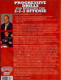 (Rental)-Progressive Drills for Building the 2-2-2 Offense