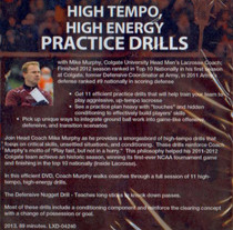 (Rental)-High Tempo, High Energy Practice Drills