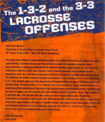 (Rental)-1-3-2 and the 3-3 Lacrosse Offenses
