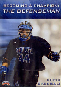 Becoming a  Champion: The Defenseman by Chris Gabrielli Instructional Basketball Coaching Video