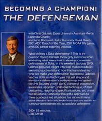 (Rental)-Becoming a  Champion: The Defenseman