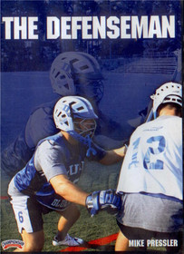 The Defenseman by Mike Pressler Instructional Basketball Coaching Video