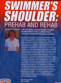 (Rental)-SWIMMER'S SHOULDER:PREHAB AND REHAB