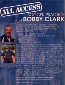 (Rental)-All Access Soccer Practice with Bobby Clark