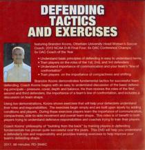(Rental)-Defending Tactics & Exercises