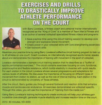 (Rental)-EXERCISES AND DRILLS TO DRASTICALLY IMPROVE ATHLETE PERFORMANCE ON THE COURT
