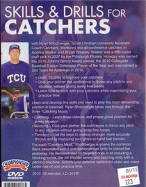 (Rental)-SKILLS AND DRILLS  FOR CATCHERS