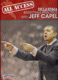 All Access Oklahoma's Jeff Capel by Jeff Capel Instructional Basketball Coaching Video