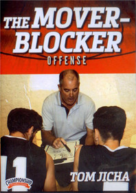 The Mover Blocker Offense by Tom Jicha Instructional Basketball Coaching Video